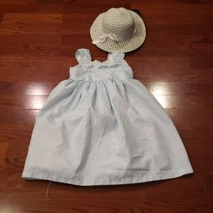 Cherokee Dress with a Hat